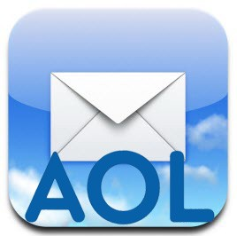 setup AOL mail on mini iPad