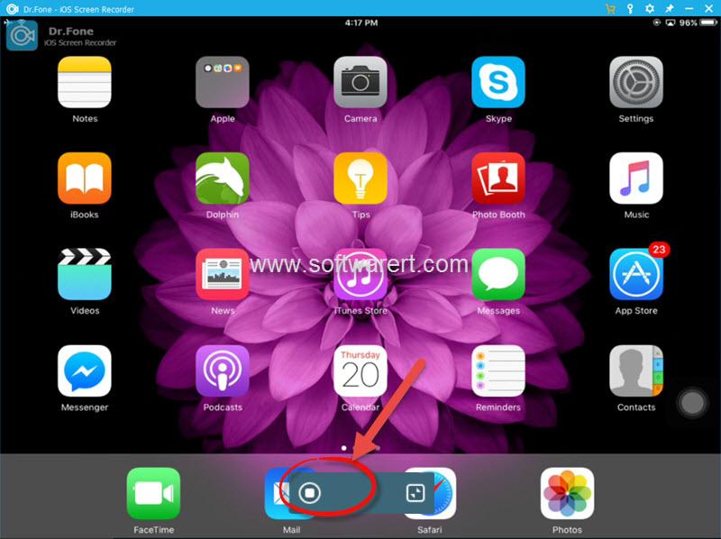 Record Iphone Screen Windows Free