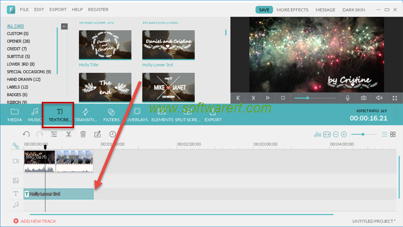 Watermark videos using filmora on computer for Adding onto a manufactured home