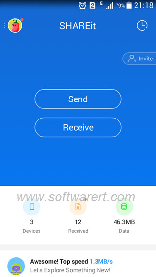 How To Transfer Files From Android To Iphone Using Shareit