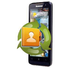 How to Recover Contacts from Lenovo Phones?