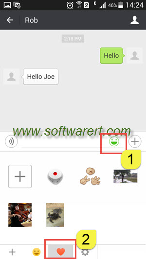 how to add subscriptions in wechat
