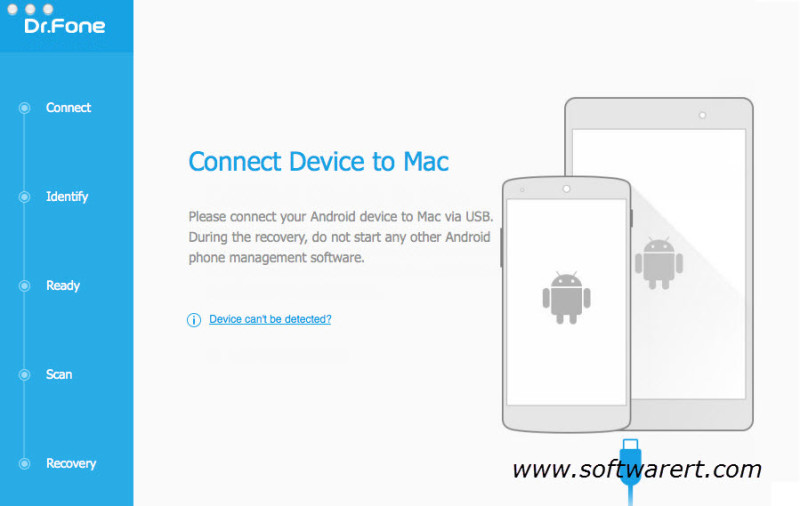how to use android phone with mac
