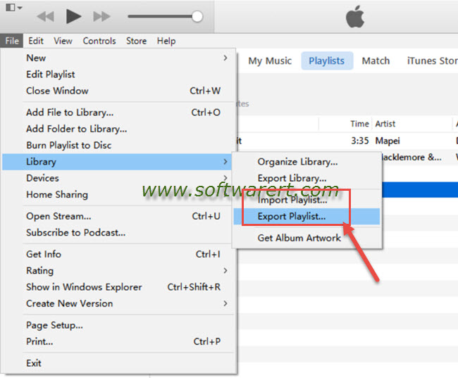 how to make playlists on itunes mac