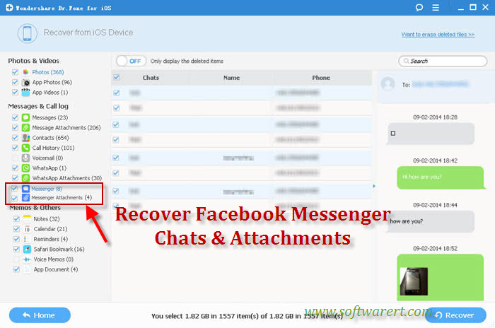 How To Restore Fb Messages Download Free Games