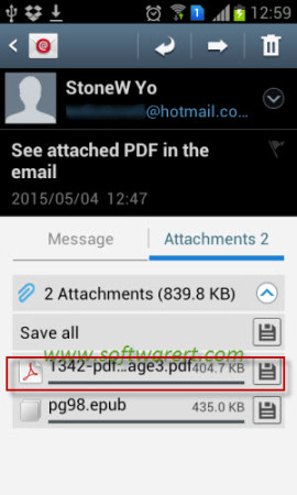 pdf software for android free