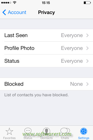 how to find someone on whatsapp iphone